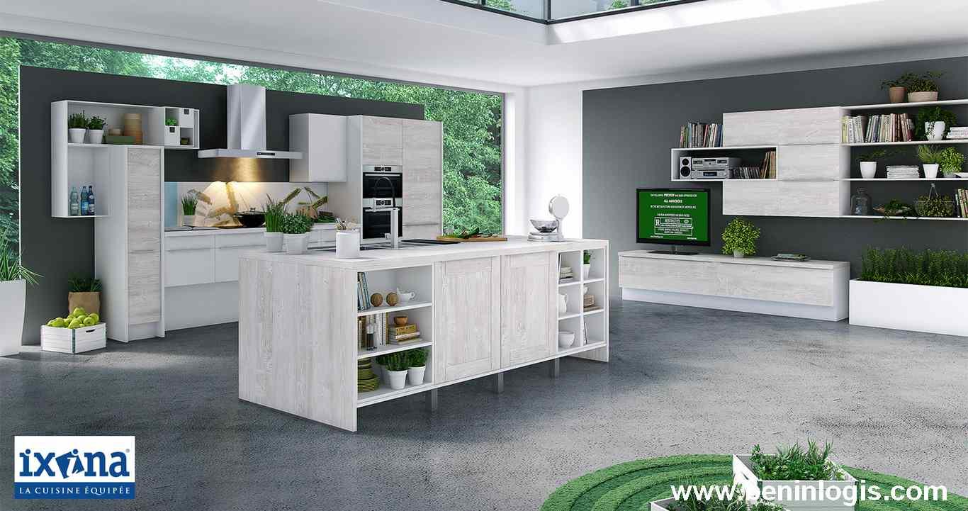 Darty Cuisine Sur Mesure ixina-benin / ameublement,meuble de cuisine - beninlogis